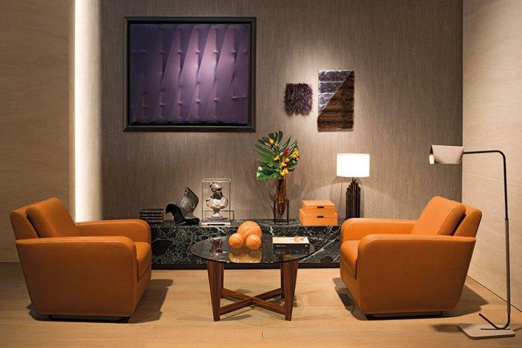 P02 armchairs