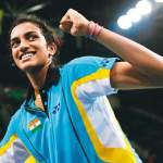 Badminton Player/ champion: PV Sindhu, Verve's Power Women 2014