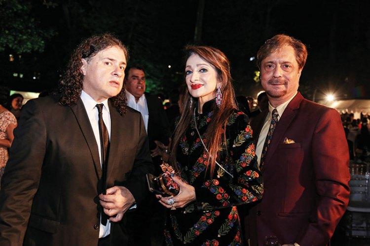 Pablo Ramirez Arnol, Malti Jain, Vinod Advani