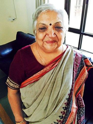 Padma Shri Janak Palta McGilligan