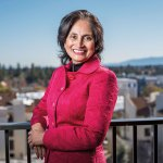 Padmasree Warrior, CEO of U.S. for NextEV