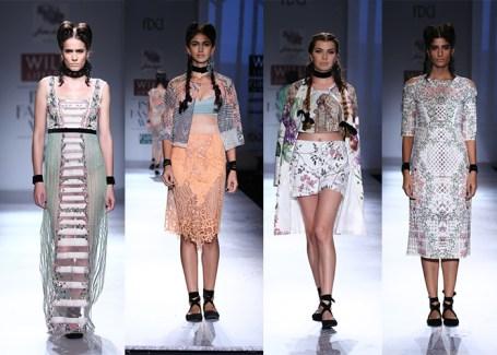 Paras and Shalini for Geisha Designs