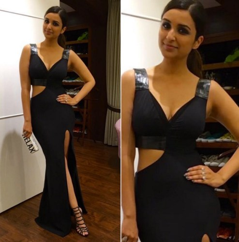 Parineeti Chopra in Shivan and Narresh