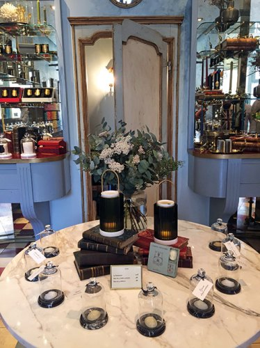 The Cire Trudon boutique