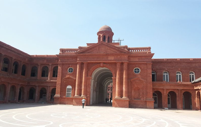 Amritsar's Town Hall will house the Partition Museum