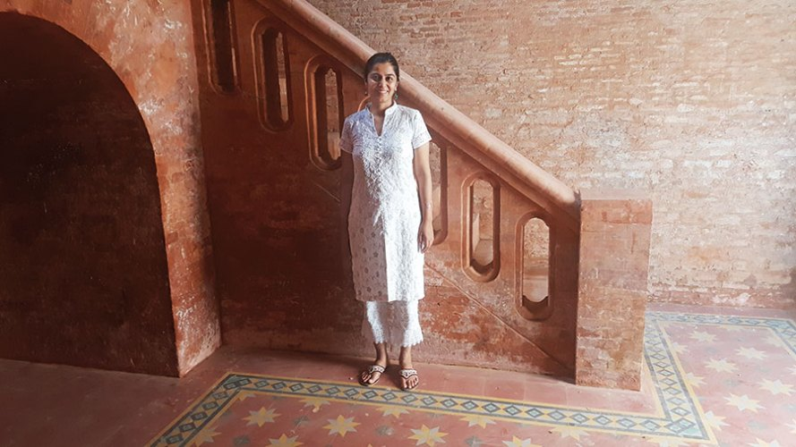 Mallika Ahluwalia, CEO of the Partition Museum