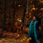 Parmesh Shahani enjoying the fall foliage in the Berkshire mountains, Parmesh's Viewfinder, Parmesh Shahani