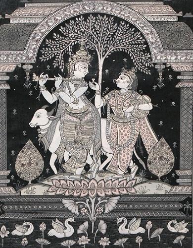 Patachitra Painting