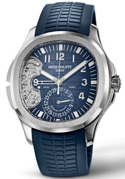 Patek Philippe Advanced Research Aquanaut Travel Time 5650G