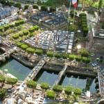 Le Petit Paris, South of France, Travel, miniature cities