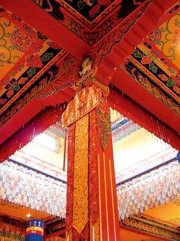 Inside Karma Triyana Dharmachakra