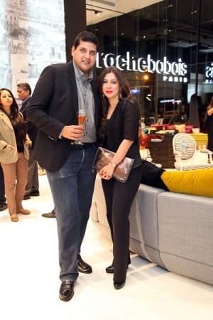 Samvit and Alesha Tara