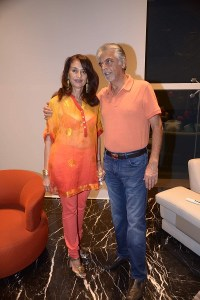 Esther and Raju Daswani
