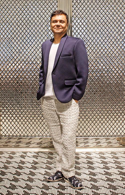 Pinakin Patel  The Designer Who Is Redefining Bridal Wear