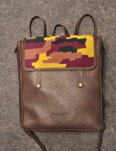 Traveller backpack from Poco Jacky