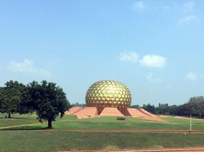 Matri Mandir, Auroville