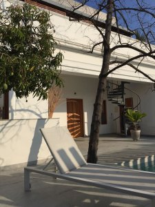 La Villa first floor