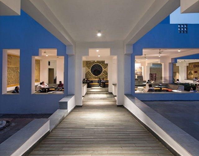 Jawahar Kala Kendra renovated by Studio Soul/Dhaval Malesha