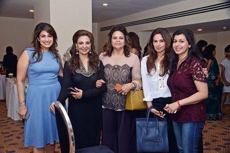 Pooja Talwar, Neena Aggarwal, Indu BNS, Superna Singh, Shilpa Gupta