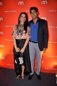 Pooja and Lalit Choudhary
