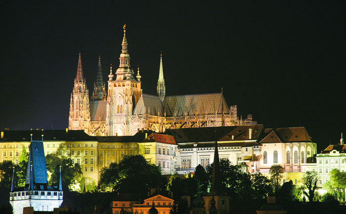 Prague, capital of the Czech Republic