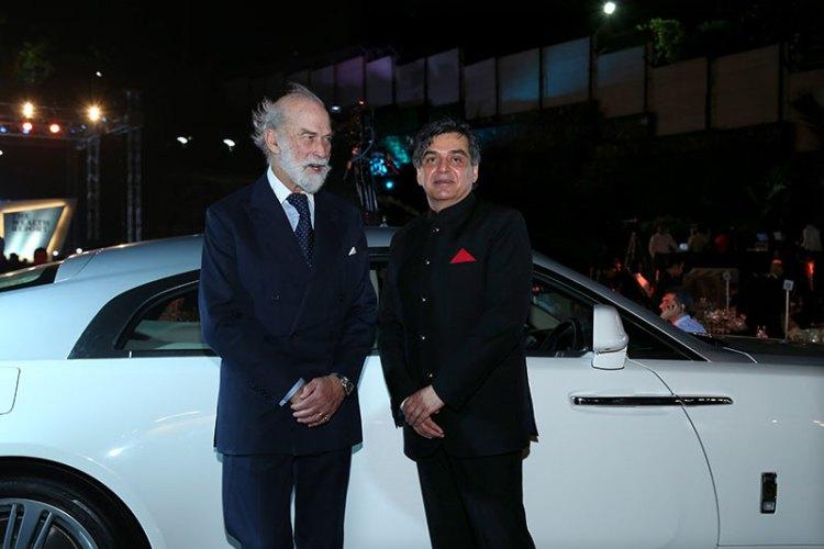 Prince Michael of Kent, Shishir Baijal