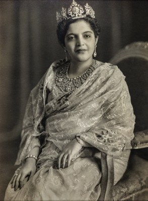 Princess Rafat Zamani Begum or Bari Begum Sahiba of Rampur, formerly of the Najiabad Family