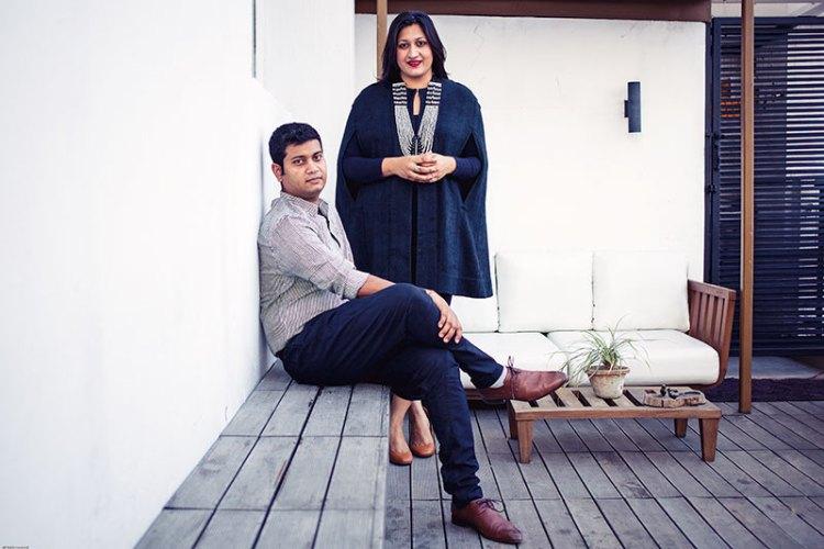 Prateek and Priyanka Raja: a winning combination