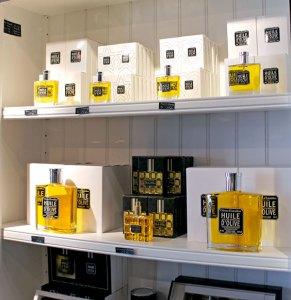 Premium olive oil boutique  in Saint Remy de Provence