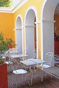 Café de Mahe: epicurean destination