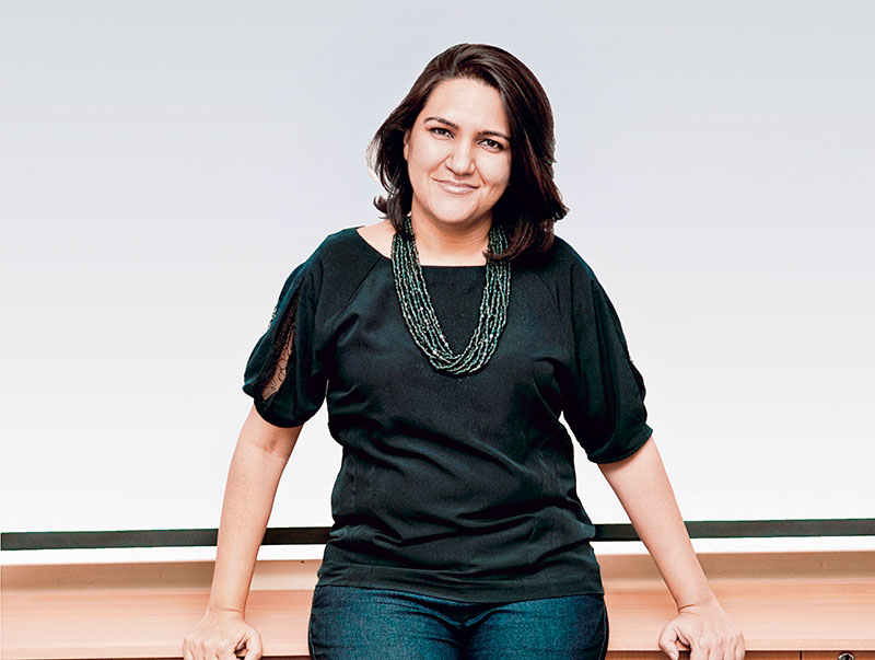 Radhika Aggarwal, Co-Founder and Chief Business Officer, ShopClues.com
