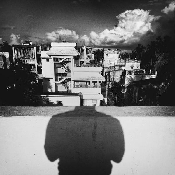 """Finally The Rain Came Over My Head"". Image (c) Rajat Dey"