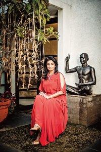Rajshree Pathy: thinking out of the box
