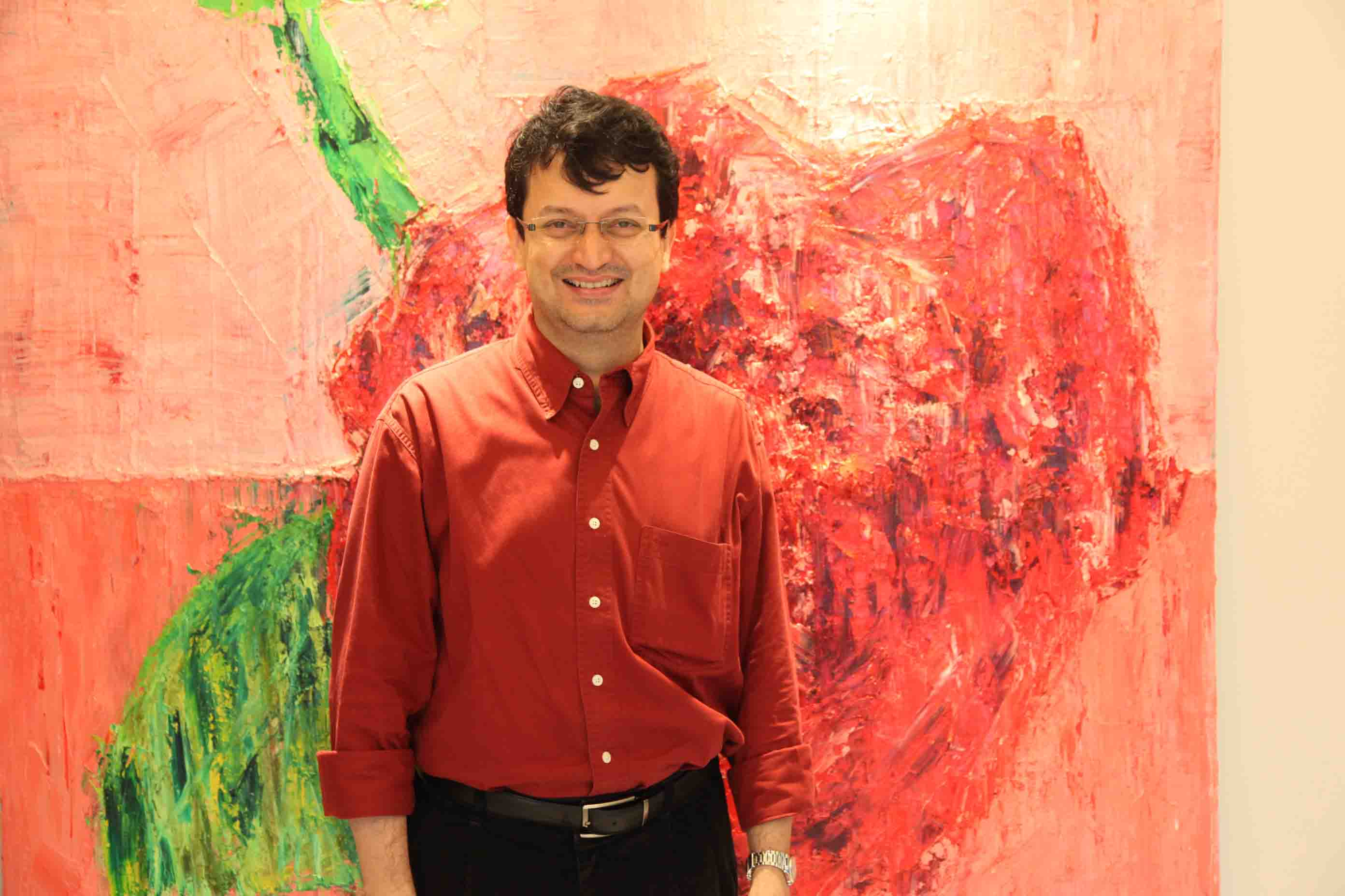 Ranjit Hoskote, Arty Hearty, Sharmistha Ray, Bellevue Brunches