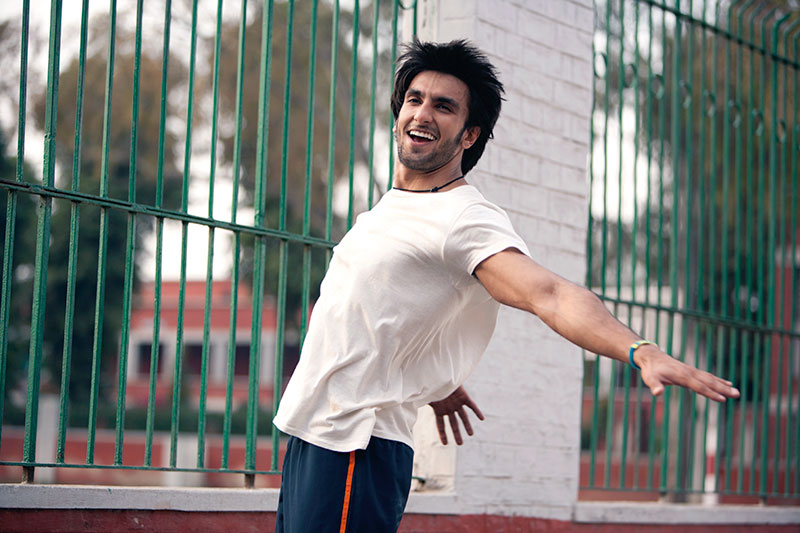 Ranveer Singh, Bollywood Actor, Band Baaja Baaraat, Ladies vs Ricky Bahl