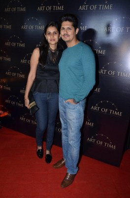 Rashi Chopra and Vishal Malhotra