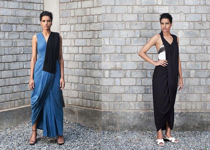 Rashmi Varma, Sari Dress, Designer,