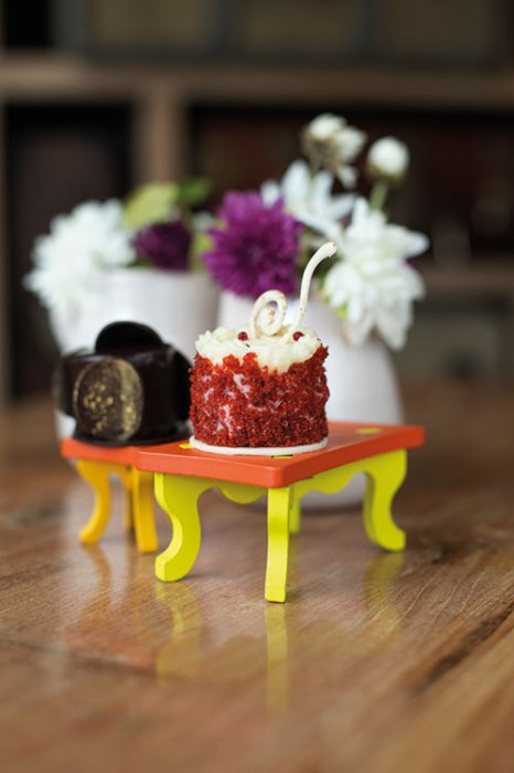 Tiers of joy: Red Velvet Cake, Rich Chocolate Cake