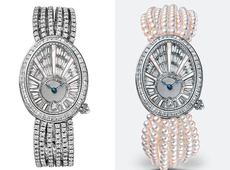 Reine de Naples 8939 Haute Joaillerie, Watches