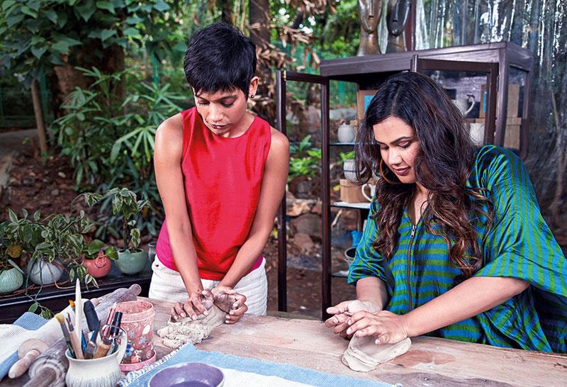 Rekha Goyal, Pooja Dhingra