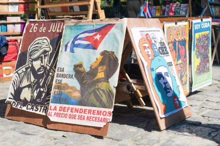 Cold War posters are still on sale