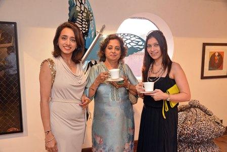 Rhea Nasta, Kamal Popley, Dhanika Popley