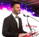 Ricky Martin The 5th annual Global Gift Gala hosted by Honorary Chair, Eva Longoria at Four Seasons Hotel, London.