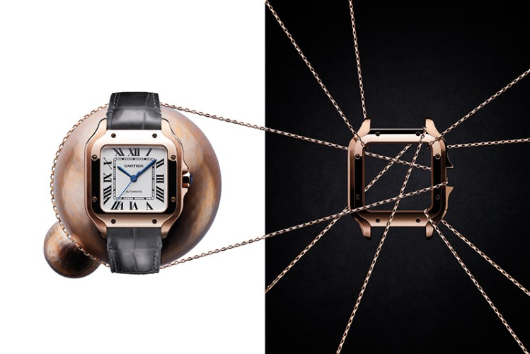 Cartier Santos De Cartier Watch