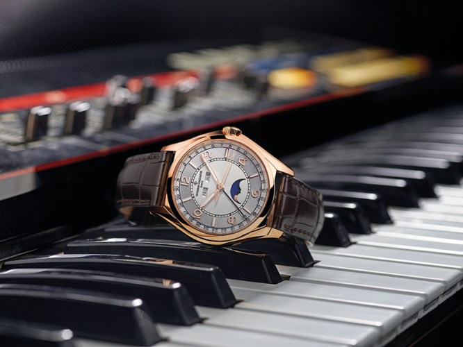 From Vacheron Constantin's Fiftysix collection