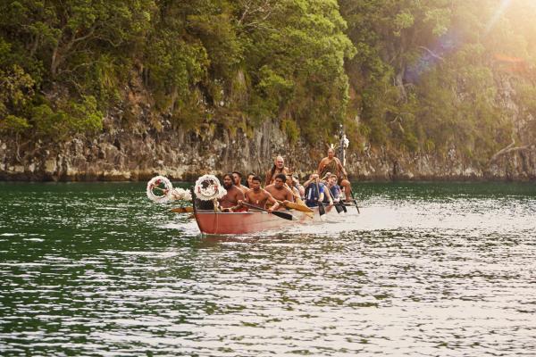 A Maori cultural experience