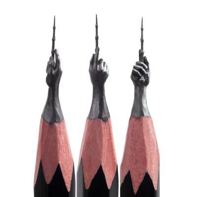 The Elder wand from Harry Potter by Salavat Fidai