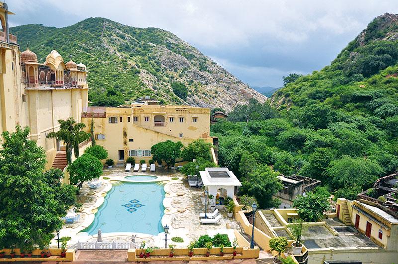 Samode Palace, Samode Hotels, Jaipur