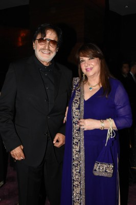 Sanjay and Zarine Khan