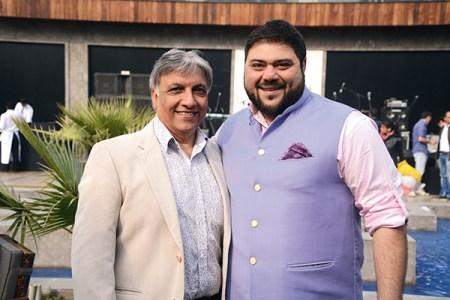 Sanjeev Batra, Riyaz Amlani